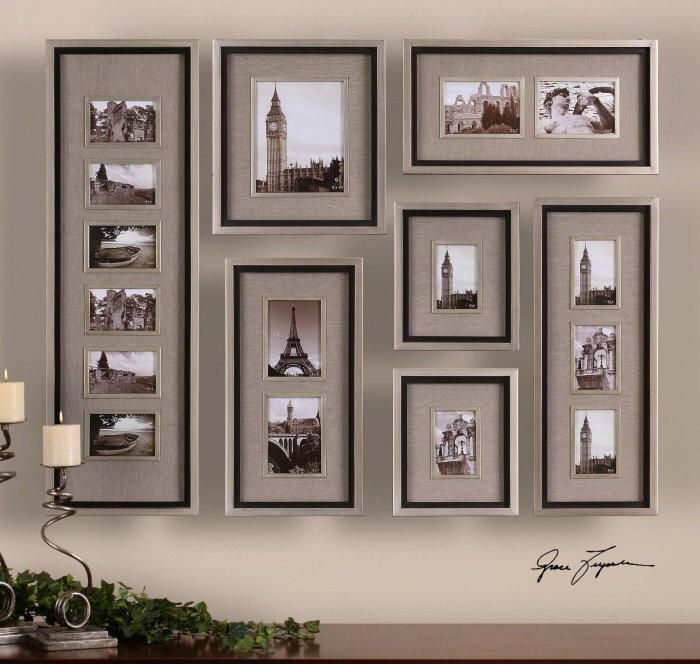 Оформление фотографий в рамочки