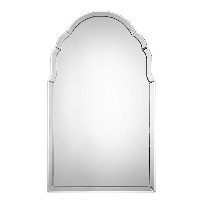 Frameless arched mirror festool ctl midi mk2