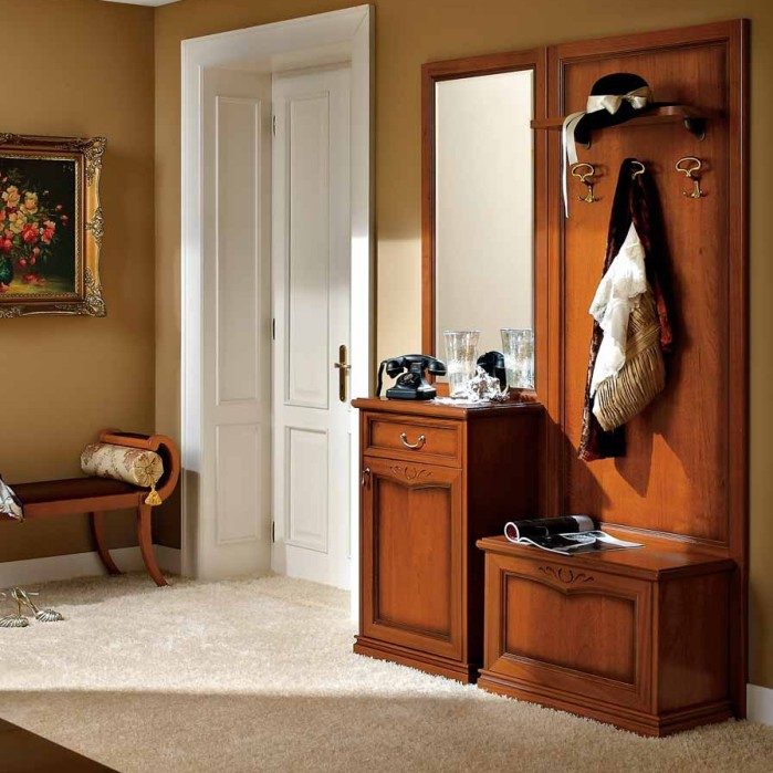 Купить прихожая camelgroup nostalgia-8 по цене 115 500 руб. .