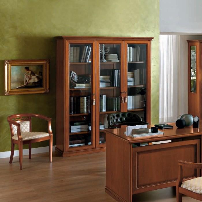 Купить книжный шкаф camelgroup nostalgia noce 115lib.02no по.