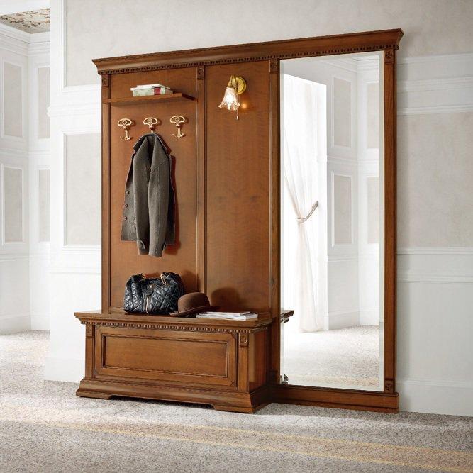 Мебель для прихожей в классическом стиле фото